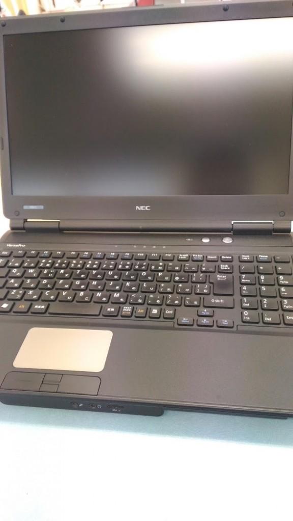 NEC中古ノートパソコン入荷のお知らせ